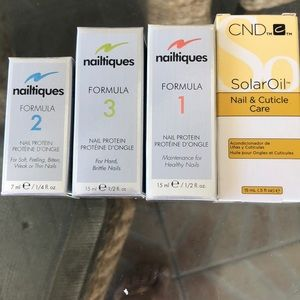 Nail protein, New with the box